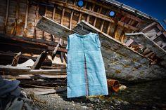 Dress handloom handmade