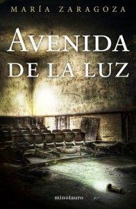 """María Zaragoza – """"Avenida de la luz"""""""