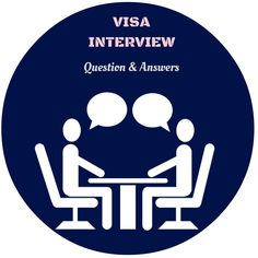 To help you prepare for #US #Visa Interview, here are some sample visa interview question and answers.