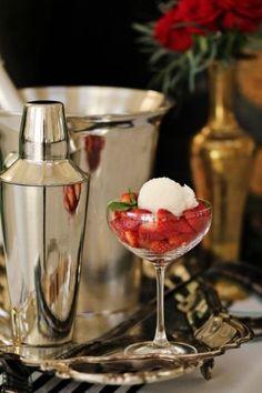"fan-cy-pants: ""Champagne & Strawberries """