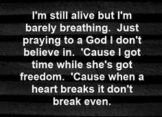 The Script - Breakeven - song lyrics, song quotes, songs, music lyrics, music quotes