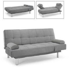 """Upholstery Color: Dark Grey,Dimensions: Width: 74.8"""" - Height:..."""