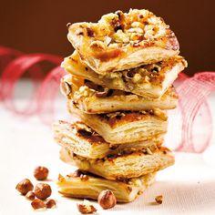 Pähkinäiset homejuustopalat