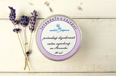 Natural deodorant Lavender & Cajuput