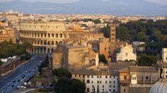 Rome Italy HD wallpaper