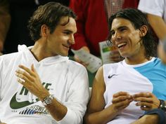 On this day 8 years ago, Roger Federer and Rafael Nadal played their first match at the third round of the Miami Masters. HAPPY BIRTHDAY FEDAL!