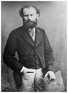 Fotografia di Edouard Manet