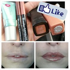 #REPIN from Lauren Fast!  Before and After. Perfect neutral lip. long wearing. #lips #BeautiControl