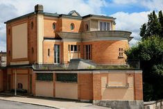 Le Corbusier 1916 Villa Schwob, also known as Villa Turque, La Chaux-de-Fonds, Switzerland