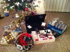Last year's very merry Christmas !