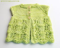Ravelry: Lily's Cardigan pattern by Stitchlogue by Calista Yoo