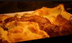 Jamie+Oliver+Snake+in+the+hole+with+Yorkshire+pudding+batter+recipe+on+Jamie's+Money+Saving+Meals