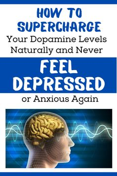 Dopamine is the brain's master chemical. This single neurotransmitter is responsible for a plethora of mental and physical processes. By learning how to stimulate dopamine levels naturally, you can overcome depression, anxiety, apathy, and fear, while boosting feelings of pleasure created by this amazing little neuron. Weight Loss Menu, Weight Loss Routine, Fast Weight Loss Diet, Weight Loss Challenge, Easy Weight Loss, How To Lose Weight Fast, Athlete Nutrition, Nutrition Club, Healthy Facts