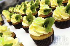 Minicupcakes de mojito! | Flickr - Photo Sharing