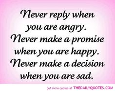 Never Reply…