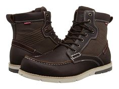 d260776b95 Levi s(r) Shoes Dawson Men s Lace-up Boots Burgundy Levis