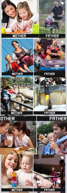 Mother vs father Hahah why is this so accurate Dad Humor, Sarcasm Humor, Funny Images, Funny Pictures, Memes, Funny As Hell, Twisted Humor, Adult Humor, Funny Pins