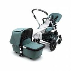 Limited Edition Cameleon³ Kite Complete Stroller, Balsam Green by Bugaboo at Neiman Marcus Bugaboo Donkey, Bugaboo Bee, Bugaboo Cameleon, Sun Canopy, Baby Swings, Travel System, Prams, Natural Baby, Strollers