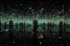 The Broad Museum has 2,000 works by 200 contemporary and postwar artists.