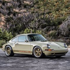 #singervehicledesign #porsche #porsche911 More