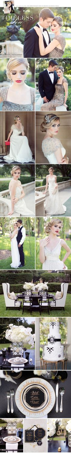 Brides of North Texas Timeless Love 5th Anniversary Gown Shoot | Brides of North Texas