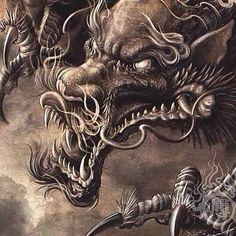 Very cool dragon
