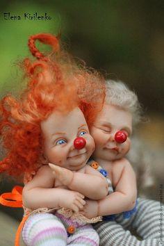 Коллекционные куклы ручной работы. Ярмарка Мастеров - ручная работа Amore. Handmade.