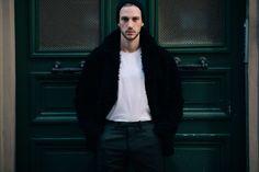 Parisian style: Romain Costa