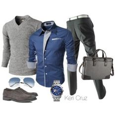 Men's Business Casual - Polyvore