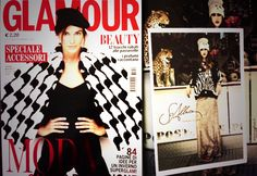 New Collection FW 2013 Insert on Glamour Italy September  @SoAllure