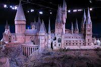 Hogwarts. Writer's Wanderings: Harry Potter - The Movie Workshops
