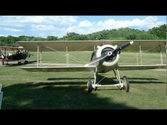 Old Rhinebeck Aerodrome take  flight in an antique plane