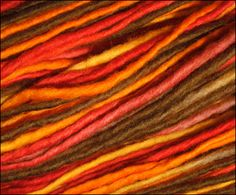 "multi color 100% merino yarns!  ""102 Africa Spirit"" by Abuelita Yarns"