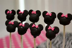 Patty Cakes Bakery: Minnie Mouse Birthday Party
