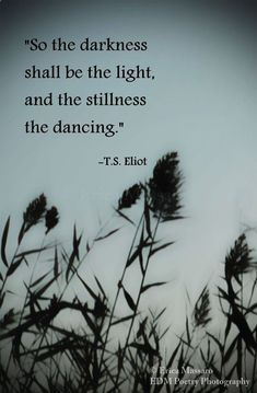 The Dancing Beach Grass-Fine Art Photography by EDMPoetryPhotography- | Black | Grey | Gray | T.S. Eliot Quote | Poem | Poetry and Prose | Inspirational Quotes | Silhouettes | Shadows | Darkness | Artistic | Wall Art | Art | Summer Photo |