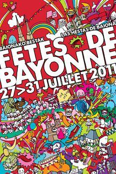 Fiestas de Bayona