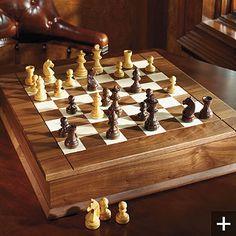 Drueke game box/board.