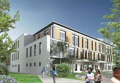 St. Luke's Hospital O'Mahony Pike Architects