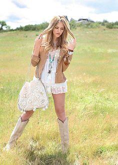 bohemian cowgirl ;)