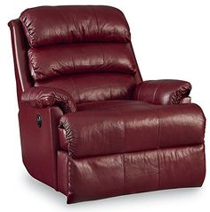 Revive Rocker Chaise Recliner (Burgundy) https://swivelreclinerchairreview.info/revive-rocker-chaise-recliner-burgundy/
