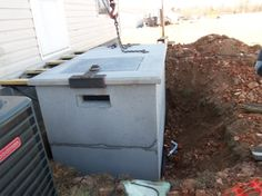 Storm Shelter Survives Tornado In Alabama Insulated
