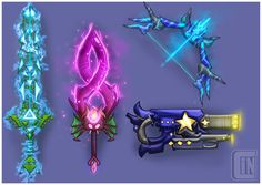 More weapons drawn by me! (No more suggestions for a while, thanks - Terraria Amazing Art, I Am Awesome, Arte Cyberpunk, Adventure Game, Gaming Wallpapers, Legend Of Zelda, Terrarium, Sword, Weapons