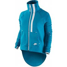 Nike Women's Tech Fleece Moto Cape Jacket * Read more at the image link. (This is an affiliate link) #Shirts