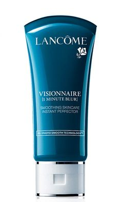 A new lightweight, oil-free skin-finisher that in just 60 seconds reduces the appearance of wrinkles and fine lines. Containing the skincare properties of Visionnaire and enriched with PhotoSmooth optical technology, Visionnaire 1-Minute Blur blends seamlessly onto skin and leaves a velvety matte finish. Plus, the soft, silky texture helps keep skin feeling comfortable all day. In 4 weeks, pores, wrinkles, and fine lines will appear reduced when used daily.