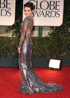 Lea Michele Red Carpet Style - Fashion Photos of Lea Michele