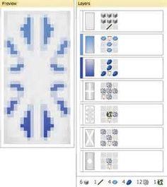 Minecraft Banner Pattern Steps by CyanideWorks-MC on . Plans Minecraft, Minecraft Food, Minecraft Tutorial, Minecraft Blueprints, Minecraft Crafts, Minecraft Designs, Minecraft Houses, Minecraft Stuff, Minecraft Recipes