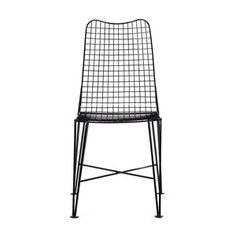 Glenny Chair Black Set Of 2, 165€, now featured on Fab.