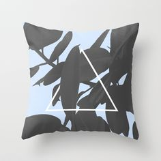 """""""Get on top"""" Throw Pillow by Hanna Kastl-Lungberg on Society6."""