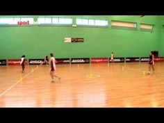 This is a great team netball drill for working on passing and movement. It also helps players to work on catching the ball at speed and making quick decision. Netball Games, England Goals, Last Game, Great Team, Drills, Fun Workouts, A Team, Coaching, Running