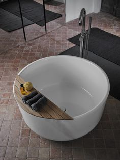 ORIGIN Bathtub by INBANI design Seung-Yong Song